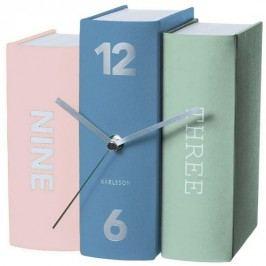 Karlsson 5630 Designové stolné hodiny, 20 cm