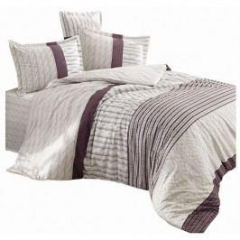 Haley home Obliečky Knitting bavlna, 140 x 220 cm, 70 x 90 cm