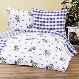 Bavlnené obliečky Provence, 140 x 220 cm, 70 x 90 cm