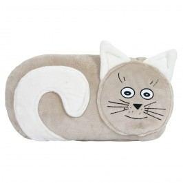 Vankúšik Mačička, 45 x 40 cm