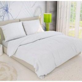 Kvalitex krepové obliečky biela, 140 x 200 cm, 70 x 90 cm