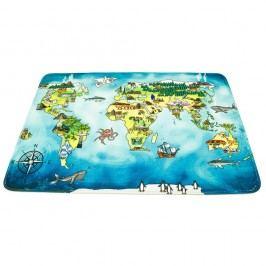 BO-MA detský koberec svet, 76 x 117 cm
