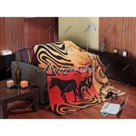 Matějovský bavlnená deka Angola, 160 x 220 cm,