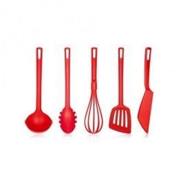 Sada kuchynského náčinia Culinaria Red, 5 ks