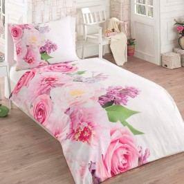 Bade Home, SK 3D obliečky Kvetiny , Požadovaný rozmer 1x70x90 / 1x140x200 cm