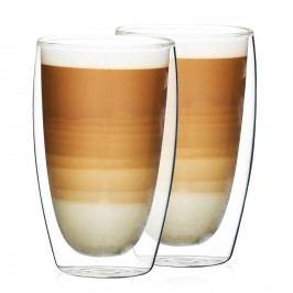 Termo pohár na latté Hot&Cool 410 ml, 2 ks