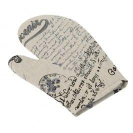Chňapka Dana List, 28 x 18 cm