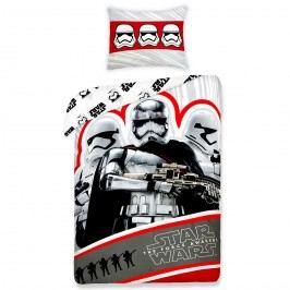 Halantex Detské bavlnené obliečky Star Wars 569, 140 x 200 cm, 70 x 90 cm