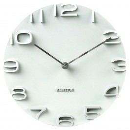 Nástenné hodiny 5311WH Karlsson 42cm