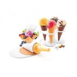 Tescoma Súprava na zmrzlinové kornútky a košíčky Della Casa