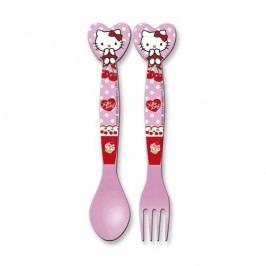 Hello Kitty Detský príbor,