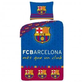 Halantex obliečky FC Barcelona 8010 140x200 70x90 bavlna