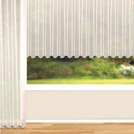Záclona Smooth, 450 x 125 cm