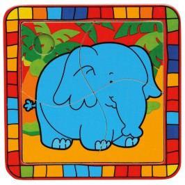 Puzzle Slon
