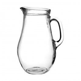 BISTRO Sklenený džbán 1 l, 1 l