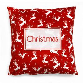 Domarex Vianočný vankúšik Christmas, 45 x 45 cm