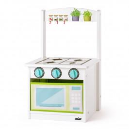 Woody Kuchynka so stoličkou 2v1, 34 x 31,5 x 56 cm
