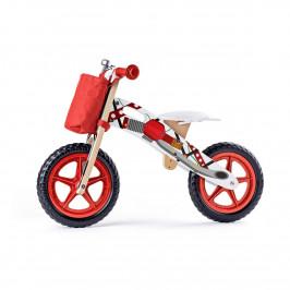 Woody Odrážadlo motorka, červená