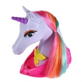 Česacia sada Unicorn s kulmou, 23 x 20 cm