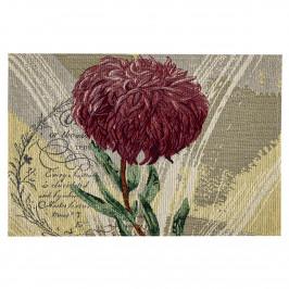 Boma Trading Prestieranie Chryzantéma fialová, 32 x 48 cm