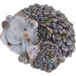 Záhradná dekoráca Rodinka ježkov, 32 cm