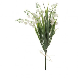 Umelá kvetina Konvalinka puget, 28 cm