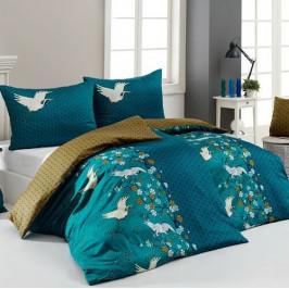 Matějovský Bavlnené obliečky Deluxe Sakura, 140 x 220 cm, 70 x 90 cm, 140 x 220 cm, 70 x 90 cm