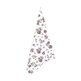 Forbyt Utierka Kvetinky hnedá, 45 x 70 cm