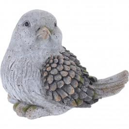 Záhradná dekorácia Vtáčik, 34 cm
