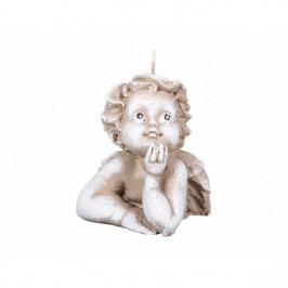 Vianočná sviečka Anjelik Rafael