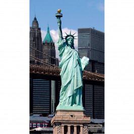 AG ART Záves New York, 140 x 245 cm