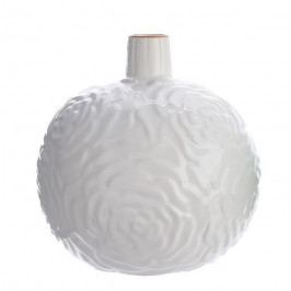 Váza Flowers biela, 11,5 cm