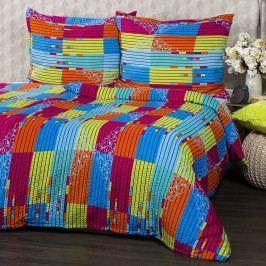 Jahu Krepové obliečky Bruno Color, 140 x 200 cm, 70 x 90 cm