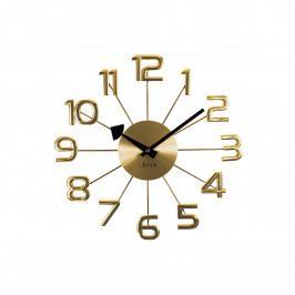 LAVVU LCT1041 DESIGN Numerals, zlaté, 37cm
