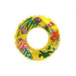 Nafukovací kruh SEA FISH, žltá