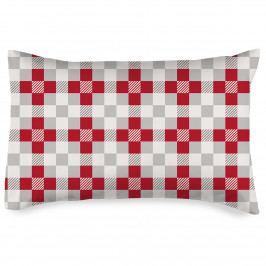 4Home Obliečka na vankúšik Checker, 50 x 70 cm