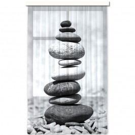 AG ART Záves Stones, 140 x 245 cm