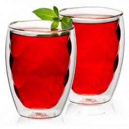 4home Termo pohár Raspberry Hot&Cool, 250 ml, 2 ks