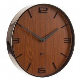 Future Time FT3010BR Flat walnut 30cm