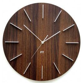 Future Time FT2010WE Round dark natural brown 40cm