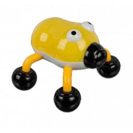 Modom Masážna vibračná pomôcka Chrobák, žltá, BI 41