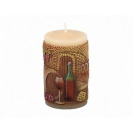 Dekoratívna sviečka Pivnica, 10 cm