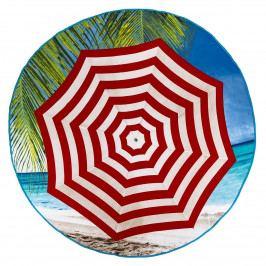 JAHU Plážová osuška micro Slnečník, 150 cm