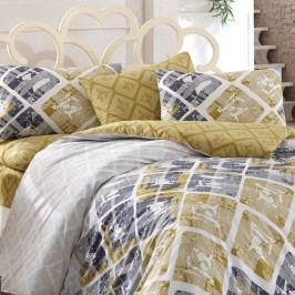 BedTex Bavlnené obliečky Riviéra béžová, 220 x 200 cm, 2 ks 70 x 90 cm