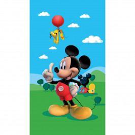 AG ART Detský zatemňovací záves Mickey Mouse, 140 x 245 cm