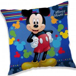 Jerry Fabrics Vankúšik Mickey blue, 40 x 40 cm