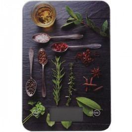 Digitálna kuchynská váha Spices, 5 kg, rosemary