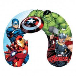 Jerry Fabrics Cestovný vankúšik Avengers, 40 x 40 cm