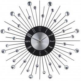Nástenné hodiny s kamienkami
