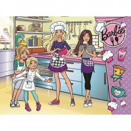 TREFL Barbie: Společně v kuchyni 30 dílků